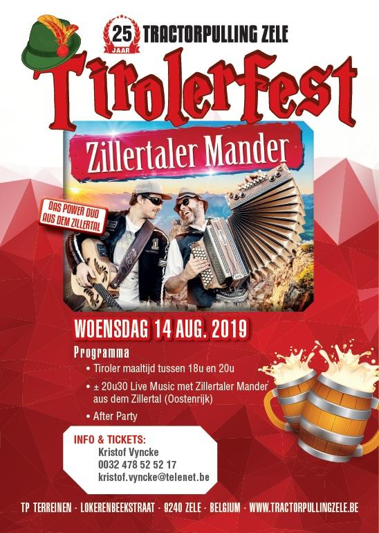 Tirolerfest 2019