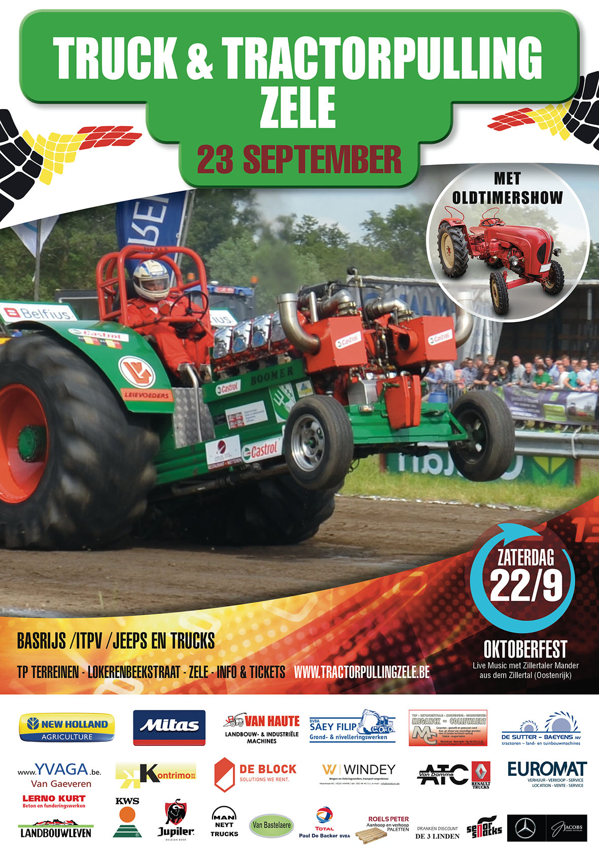 programma tractorpulling